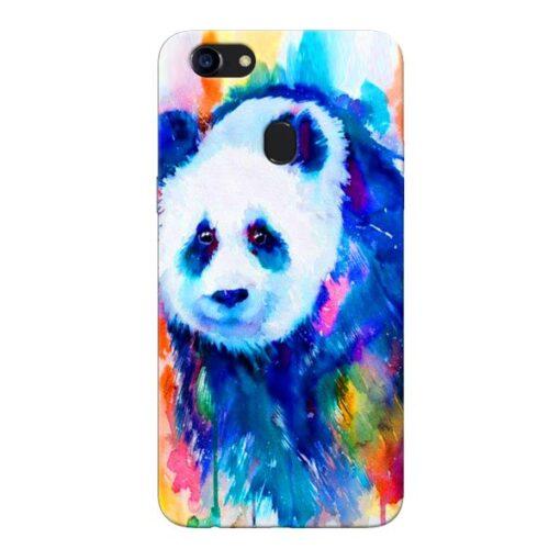 Blue Panda Oppo F5 Mobile Cover