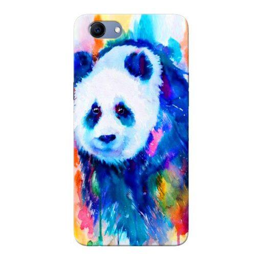 Blue Panda Oppo Realme 1 Mobile Cover
