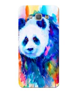 Blue Panda Samsung Galaxy A8 2015 Mobile Cover