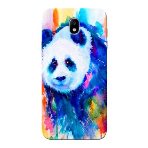 Blue Panda Samsung Galaxy J7 Pro Mobile Cover