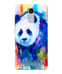 Blue Panda Xiaomi Redmi Note 3 Mobile Cover