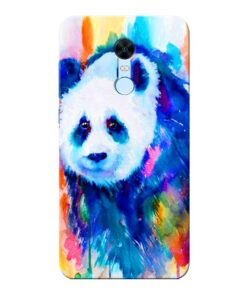 Blue Panda Xiaomi Redmi Note 5 Mobile Cover