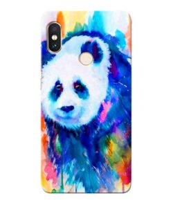 Blue Panda Xiaomi Redmi Note 5 Pro Mobile Cover