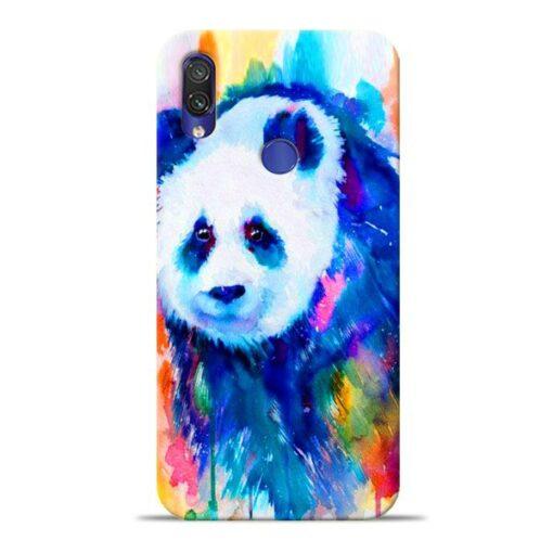 Blue Panda Xiaomi Redmi Note 7 Pro Mobile Cover
