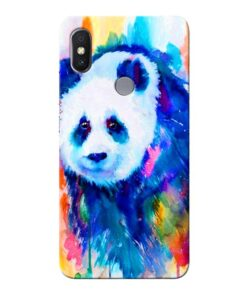 Blue Panda Xiaomi Redmi Y2 Mobile Cover