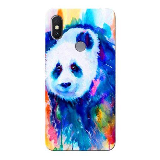 Blue Panda Xiaomi Redmi Y2 Mobile Cover