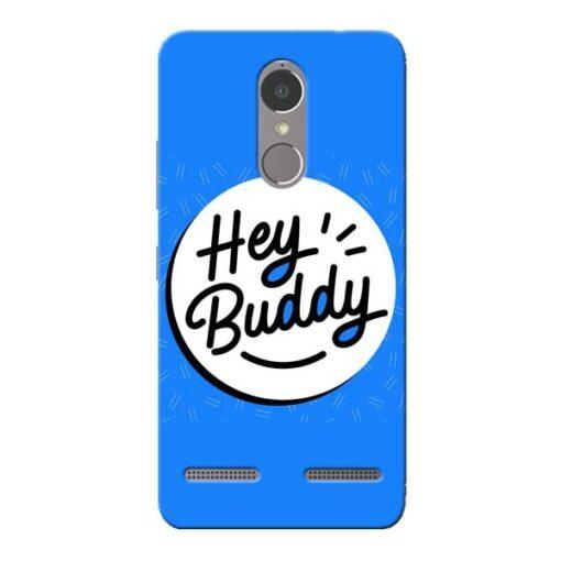 Buddy Lenovo K6 Power Mobile Cover