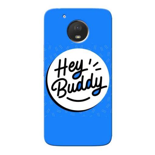 Buddy Moto E4 Plus Mobile Cover