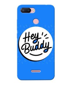 Buddy Xiaomi Redmi 6 Mobile Cover
