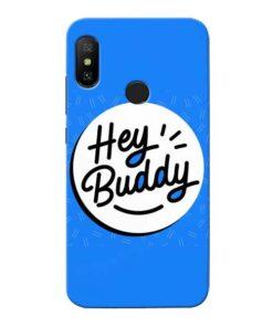 Buddy Xiaomi Redmi 6 Pro Mobile Cover