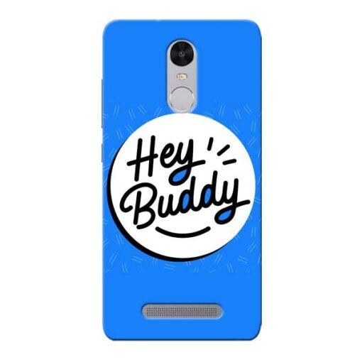 Buddy Xiaomi Redmi Note 3 Mobile Cover