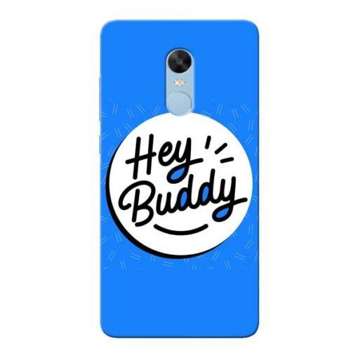 Buddy Xiaomi Redmi Note 4 Mobile Cover