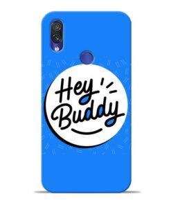 Buddy Xiaomi Redmi Note 7 Mobile Cover