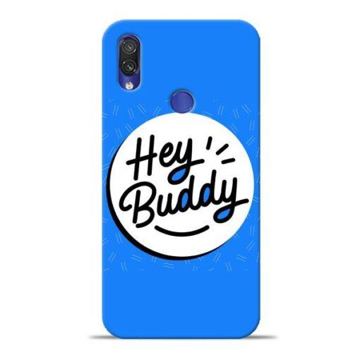Buddy Xiaomi Redmi Note 7 Pro Mobile Cover