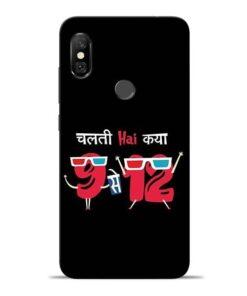 Chalti Hai Kiya Redmi Note 6 Pro Mobile Cover