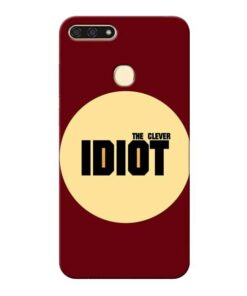 Clever Idiot Honor 7A Mobile Cover