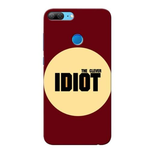 Clever Idiot Honor 9 Lite Mobile Cover