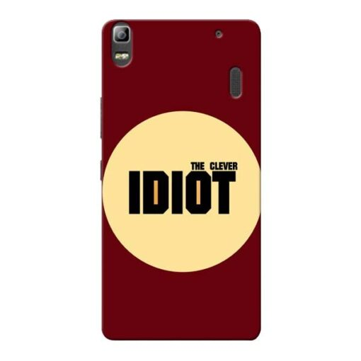 Clever Idiot Lenovo K3 Note Mobile Cover