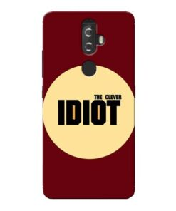 Clever Idiot Lenovo K8 Plus Mobile Cover