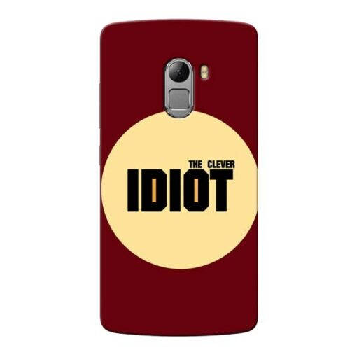 Clever Idiot Lenovo Vibe K4 Note Mobile Cover