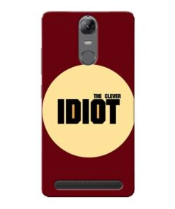 Clever Idiot Lenovo Vibe K5 Note Mobile Cover