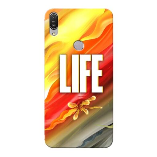 Colorful Life Asus Zenfone Max Pro M1 Mobile Cover