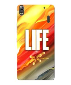 Colorful Life Lenovo K3 Note Mobile Cover