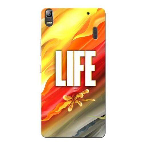 Colorful Life Lenovo K3 Note Mobile Cover