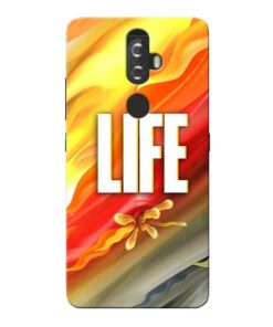 Colorful Life Lenovo K8 Plus Mobile Cover