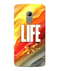 Colorful Life Lenovo Vibe K4 Note Mobile Cover