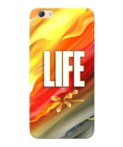 Colorful Life Oppo F3 Mobile Cover