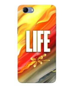 Colorful Life Oppo Realme 1 Mobile Cover