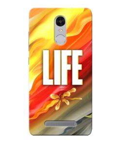 Colorful Life Xiaomi Redmi Note 3 Mobile Cover