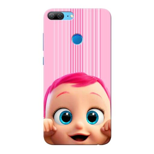 Cute Baby Honor 9 Lite Mobile Cover