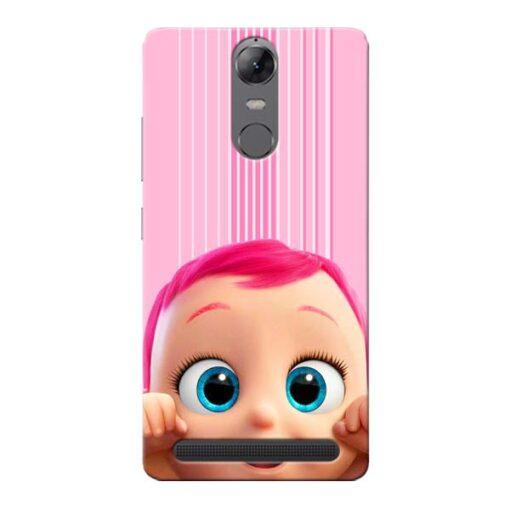 Cute Baby Lenovo Vibe K5 Note Mobile Cover