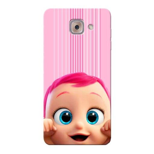 Cute Baby Samsung Galaxy J7 Max Mobile Cover