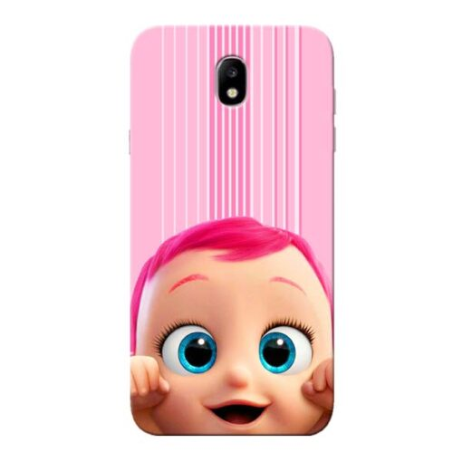 Cute Baby Samsung Galaxy J7 Pro Mobile Cover