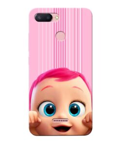 Cute Baby Xiaomi Redmi 6 Mobile Cover