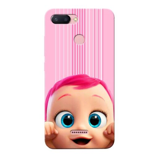 Cute Baby Xiaomi Redmi 6 Mobile Cover
