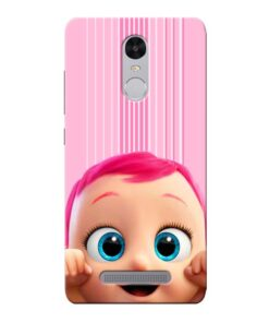 Cute Baby Xiaomi Redmi Note 3 Mobile Cover