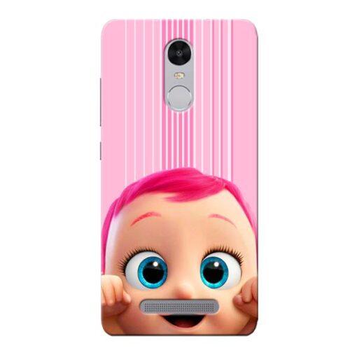 Cute Baby Xiaomi Redmi Note 3 Mobile Cover