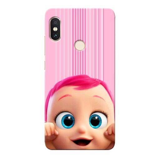 Cute Baby Xiaomi Redmi Note 5 Pro Mobile Cover