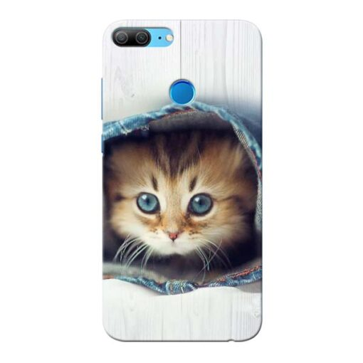 Cute Cat Honor 9 Lite Mobile Cover