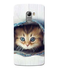 Cute Cat Lenovo Vibe K4 Note Mobile Cover