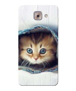 Cute Cat Samsung Galaxy J7 Max Mobile Cover