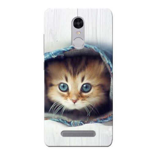Cute Cat Xiaomi Redmi Note 3 Mobile Cover