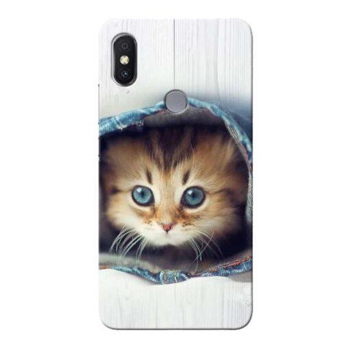 Cute Cat Xiaomi Redmi S2 Mobile Cover