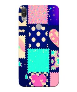 Cute Girly Asus Zenfone Max Pro M1 Mobile Cover