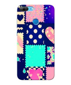 Cute Girly Honor 9 Lite Mobile Cover