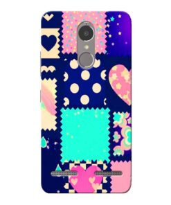 Cute Girly Lenovo K6 Power Mobile Cover